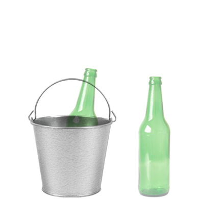 wholesale small metal buckets image